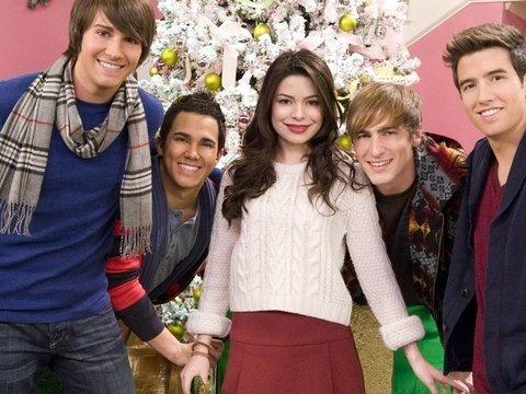 Big Time Rush e Miranda Cosgrove: All I Want for Christmas