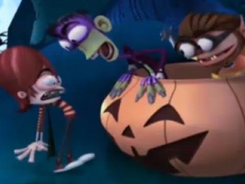 Halloween secondo Fanboy e Chum Chum