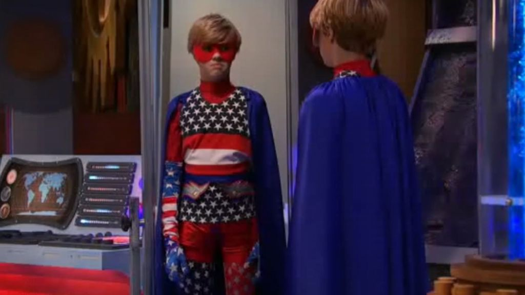 Favorito Henry Danger: Costume da supereroe | Video | Nickelodeon EJ42