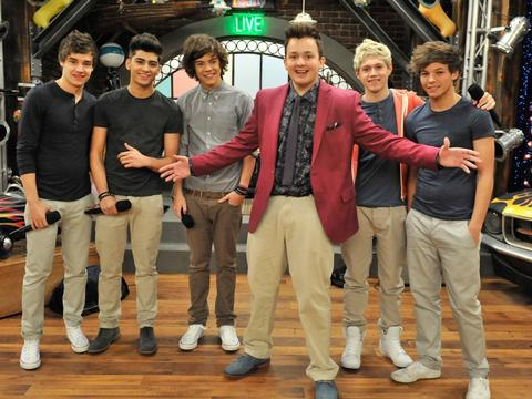 Gibby ama i One Direction