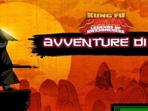 Kung Fu Panda: Avventure di Po