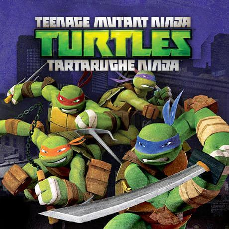 Teenage Mutant Ninja Turtles - Tartarughe Ninja