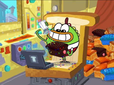 Breadwinners: Consegna Pagnotte
