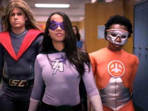 I supereroi della scuola