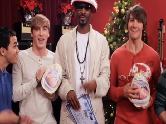 12 giorni di Natale con Snoop Dogg