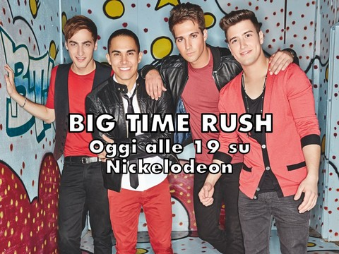 10 ragioni per cui amiamo Big Time Rush!