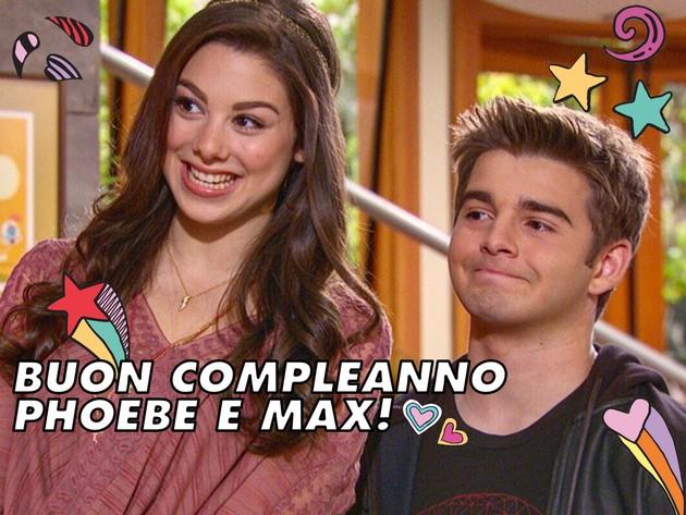 Sei Phoebe o Max?