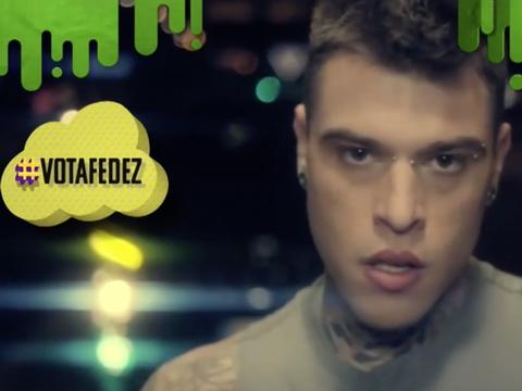 Fedez candidato ai Kids' Choice Awards 2015