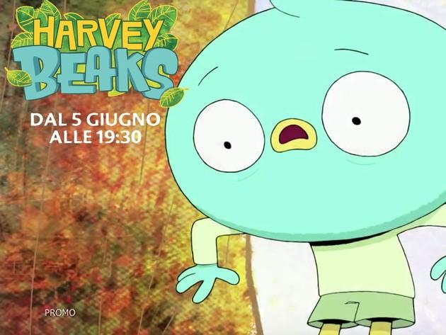 Cosa piace a Harvey?