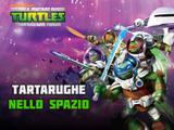 Tartarughe nello spazio