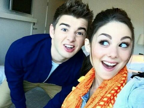 Look d'estate con Kira e Jack