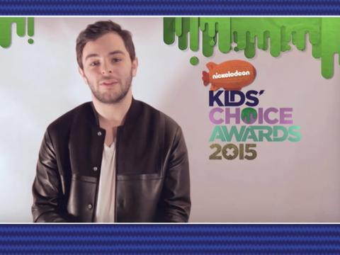 Lorenzo Fragola candidato ai Kids' Choice Awards 2015