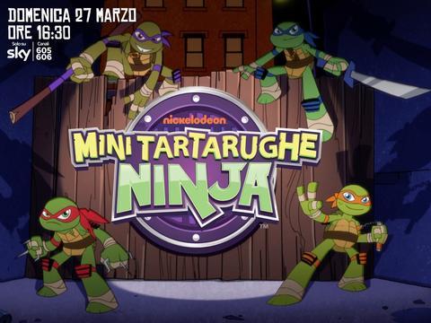 Mini Tartarughe Ninja