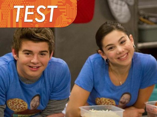 Il test della pizza!