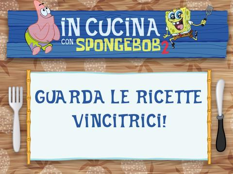 Le ricette di In cucina con Spongebob 2