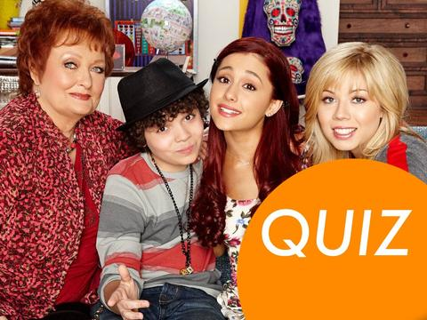 Il quiz di Sam & Cat