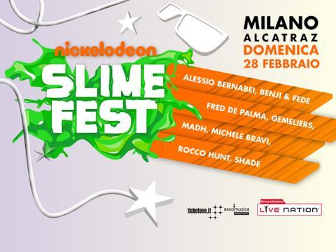 Tutto sullo SlimeFest!