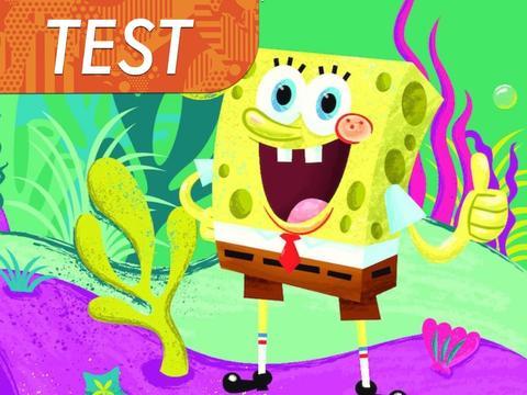 Quanto somigli a Spongebob?