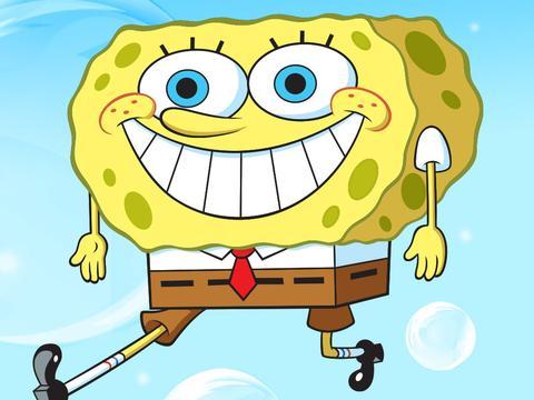 10 sorrisi di Spongebob