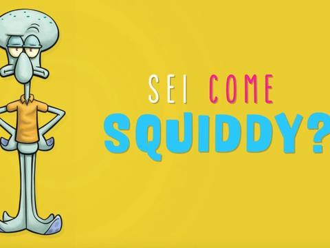 5 modi in cui somigli a Squiddy