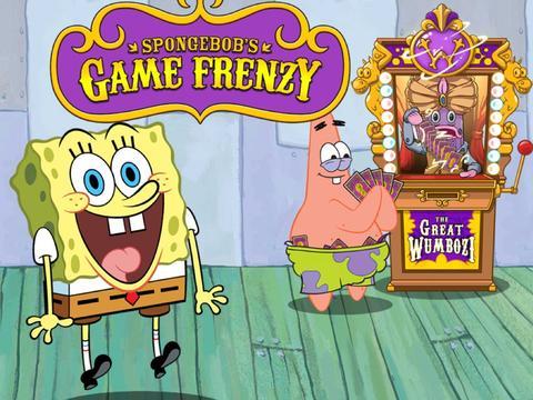 La nuova app di Spongebob!