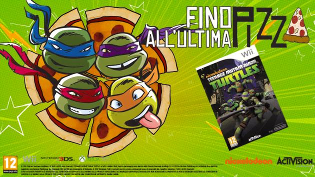 Tartarughe Ninja: Fino all'ultima pizza