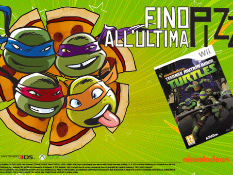 Tartarughe Ninja: Fino all'ultima pizza