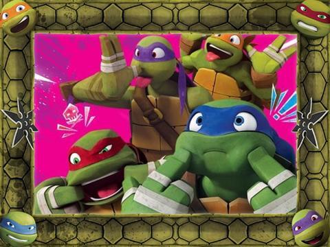 Partecipa alla Turtlelization!