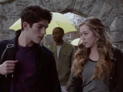 A scuola col vampiro