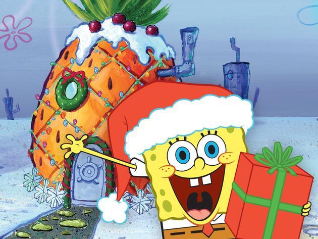 Le case di Natale dei personaggi di Nickelodeon