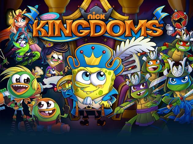 Nick Kingdoms