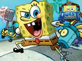 Spongebob QuestPants