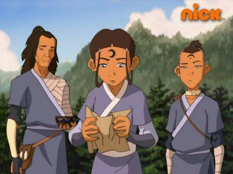 Avatar: Bato della Tribù dell'Acqua