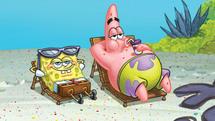 SpongeBob SquarePants' zomer vol plezier