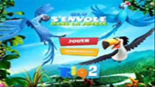 Rio 2: Blu S'envole Dans La Jungle