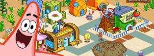 Bekijk de SpongeBob: Mijn Bikinibroek-app!