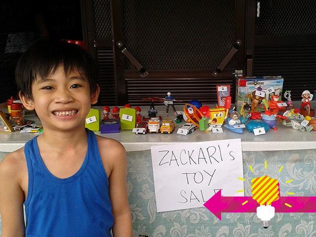 Zackari