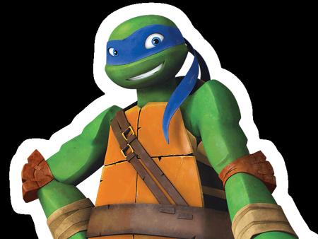 Nickelodeon slime cup equipe bleue - Leonardo tortues ninja ...