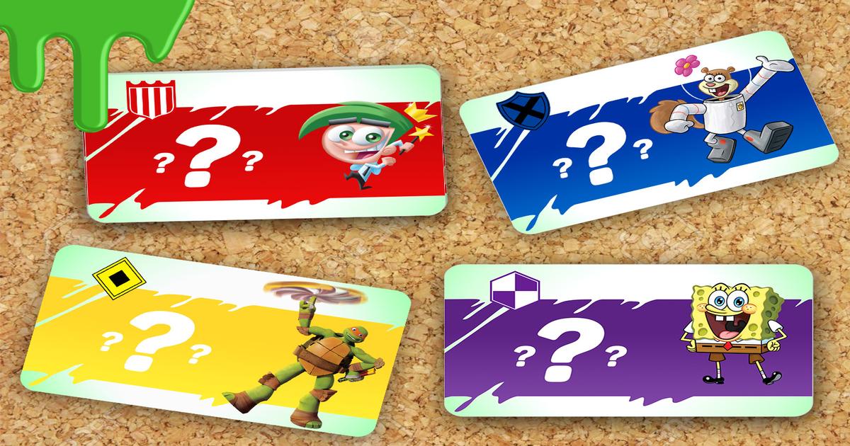 Nickelodeon slime cup jeux deviens un joueur part - Jeux de mes parrains sont magiques ...