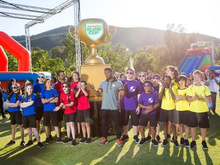 Nickelodeon Slime Cup | Nickelodeon Slime Cup Challenge ...