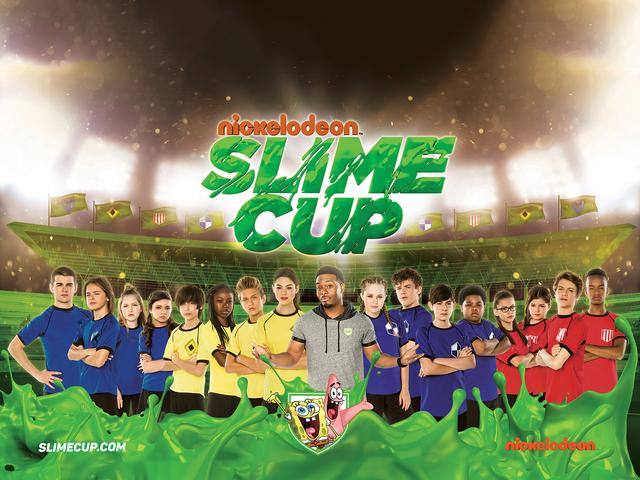 The Slime Cup Teams!