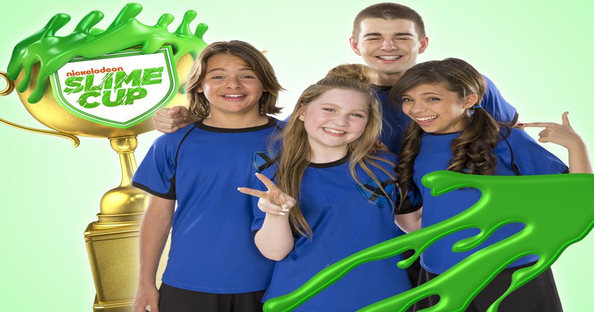 Nickelodeon Slime Cup | Team Blue