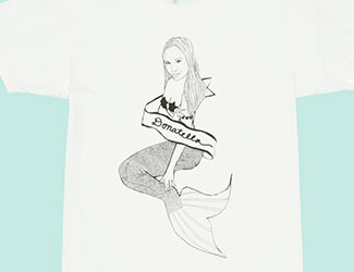 Deer Dana Donatella T-Shirt