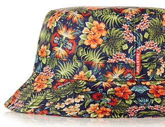 Hype 'Rainforest' Bucket Hat