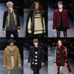 Saint Laurent AW 13 | Paris Men's Fashion Week