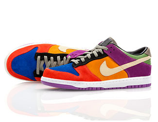 Sneaker Sunday Nike Dunk Low Viotec