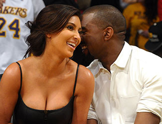 Kim Kardashian and Kanye West Welcome A Baby Girl