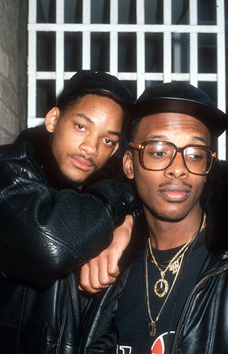 Look del Día: DJ Jazzy Jeff & the Fresh Prince (1980)
