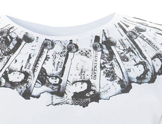 Worn By Money T-Shirt