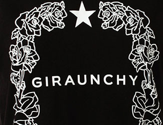Conflict Of Interest 'Giraunchy' T-Shirt